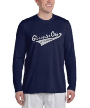 GCLL:  Performance Long Sleeve