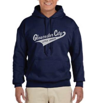 GLCC:  50/50 Blended Solid Hoodie
