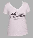 Predators Woman's V-Neck T-Shirt