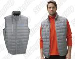 Men's Puffer Vest - Grey