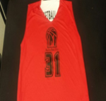 Basketball City Game Jersey