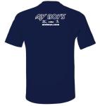 Boys' AJV Practice Shirt Navy