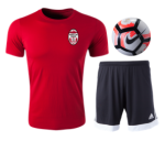 Shirt, Shorts, Ball *FOR ALL NEW PLAYERS*