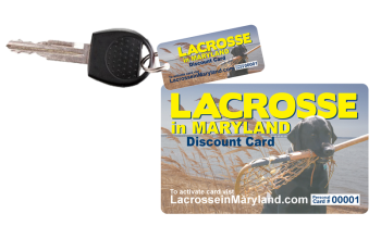 Lacrosse in Maryland Discount Card 2015