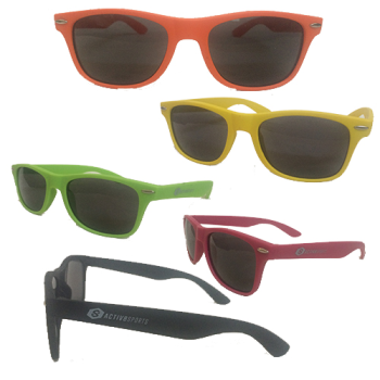 Activ8 Soft-Touch Matte Sunglasses
