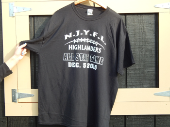 NJYFL 2015 All Star Game T-Shirt