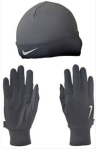Football Gloves and Hat Set