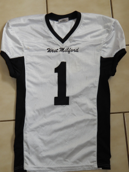 Football Player Game Jersey