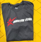 Badger Grey Houston Stars T-Shirt