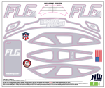 FLG Select Team HeadWrapz
