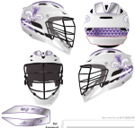 Helmet decal kit (boys)