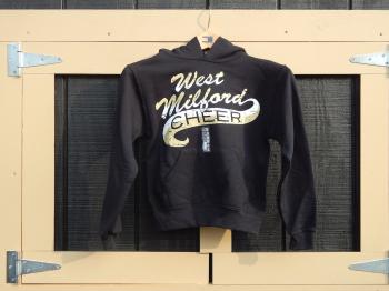 Youth Cheer Swirl Sweatshirt