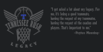 Rush Legacy Tee
