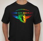 NFFLA Pride Shirt (Black)