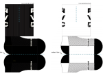 RVC - Branded Socks - Pair