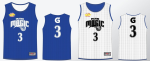 Jr Magic Reversible Jersey