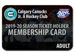 ADULT 2019-20 Season Ticket
