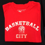 Basketball City Logo T-Shirt (Short Sleeve)
