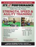 STX Performance Training (Age 12-18) - 8 Sessions