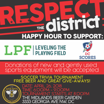 $10 donation gets you 2 Beers on 4/26