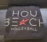 Stars Beach Long-Sleeve (Grey and Black)