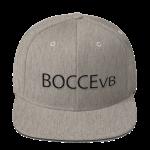 Bocce VB Wool Blend Snap-back