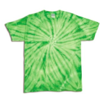 Adult Cotton Tie Dye T