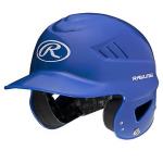 Rawlings Coolflo Helmet - Royal Blue W/ Cadet C