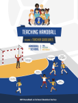 Teaching Handball: Teachers Guidelines