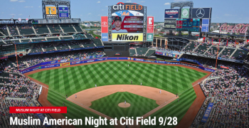 Muslim American Night At Citi Field 9/28 - ICLI