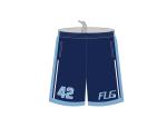 FLG Sublimated Practice Shorts