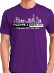 Charlotte Extra Bowling T-shirt 2019