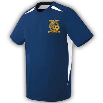 MASC Travel Navy 'Home' Uniform Jersey