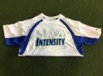 Intensity Practice top - White