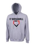 17 Baseball Cotton Hoodie