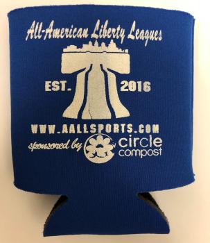All-American Liberty Leagues Koozie
