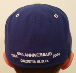60th Anniversary Hat