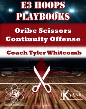 Oribe Scissors Continuity Offense - Tyler Whitcomb