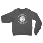 Bvb. Gray Crew Slim Sweatshirt