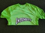 Intensity Practice top Lime Green