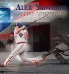 Wood Baseball Hitting Clinic w/Alex Santiago - Oct