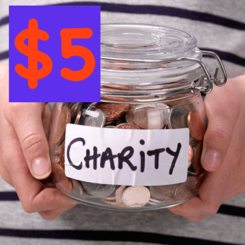 $5 Charity Donation