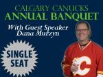 Banquet Night Seat: Individual ($150 Per Seat)