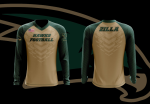 Custom Long Sleeve Warm up Shirt