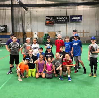 2018 Wednesday July 18 One Day Baseball Clinic