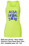 Softball Swag Tank