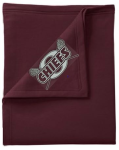 Okemos Lacrosse Fleece Blanket