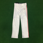 White Pants with Red Stripe