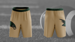 Flag Uniform Shorts