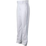 White Pants / Royal Piping